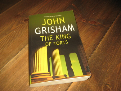 GRISHAM: THE KING OF TORTS.