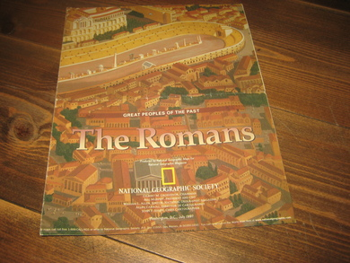 GREAT PEOPLE OF THE PAST. The Romans. 1997.