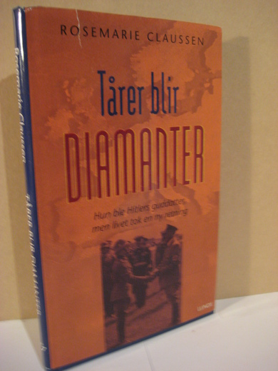 CLAUSSEN: Tårer blir DIAMANTER. 2005