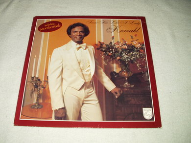 KAMAHL: TREAT HER LIKE A BABY.1980.  6437 135