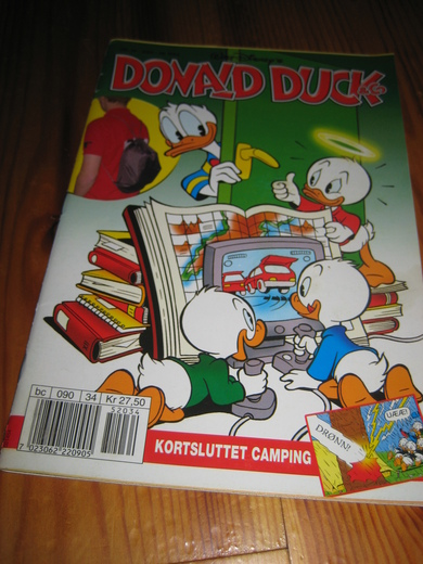 2005,nr 034, DONALD DUCK & CO.