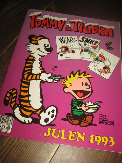1993, TOMMY & TIGERN.