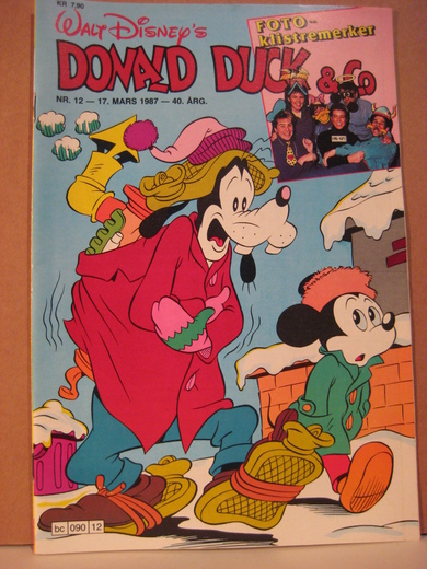 1987,nr 012,                                 DONALD DUCK & CO