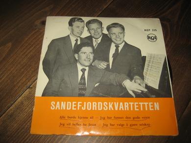 Sandefjordskvartetten Alle Burde Kjenne Til