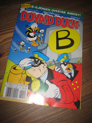 2012,nr 049, DONALD DUCK & CO.
