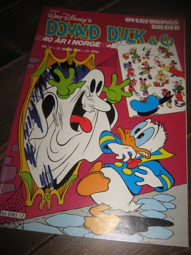 1988,nr 012, Donald Duck & Co.