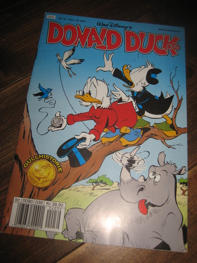 2012,nr 039, DONALD DUCK & CO