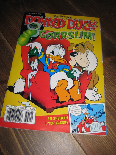 2007,nr 002, DONALD DUCK & CO.