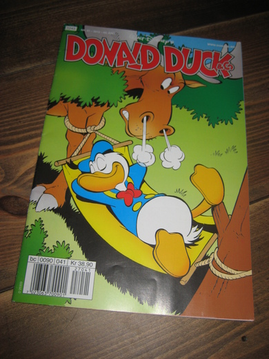 2012,nr 041, DONALD DUCK & CO.