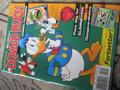 2002,nr 040, DONALD DUCK & CO
