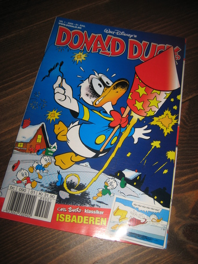 2008,nr 001, DONALD DUCK & CO.