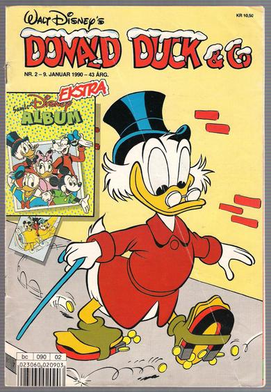1990,nr 002,                        Donald Duck & Co.