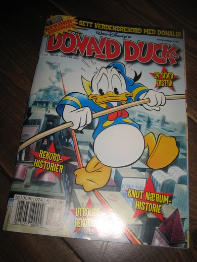 2011,nr 024, DONALD DUCK & CO