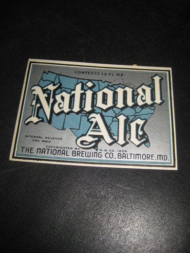 NATIONAL ALC.