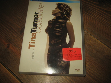 The best of TINA TURNER. 2000.
