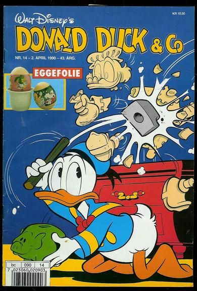 1990,nr 014,               DONALD DUCK & CO.