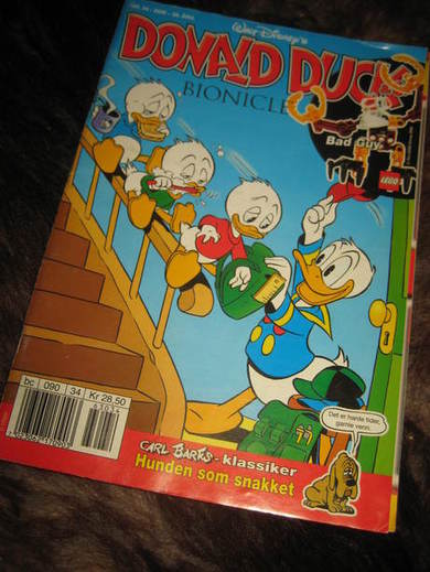 2006,nr 034, DONALD DUCK & CO.