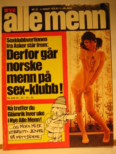 alle menn sex annonse
