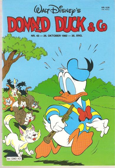 1982,nr 043, Donald Duck   & Co