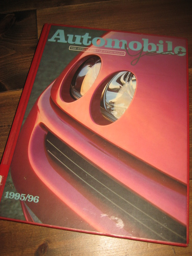 1995/96, Automobile Year. Nr 43.