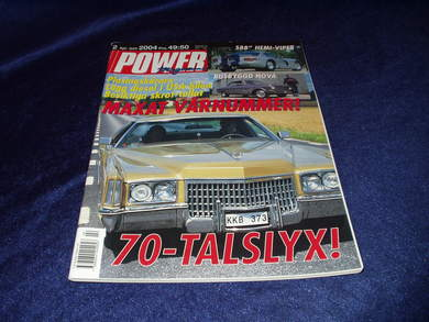 2004,nr 002, POWER magazine