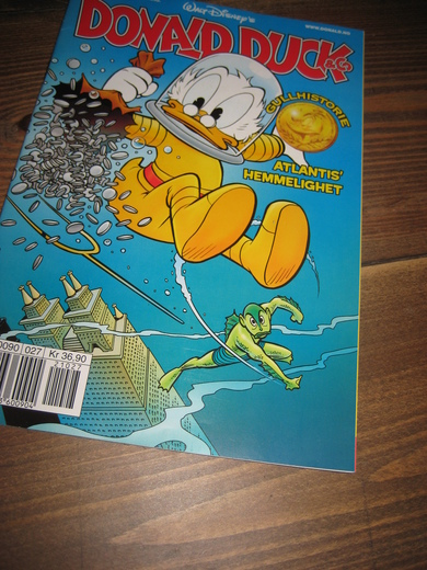 2012,nr 027, DONALD DUCK & CO.