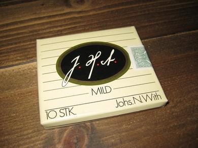 0904ddab ... kan brukes til så mangt. Eske uten innhold, J.H.A fra JOHS. N. WITH. 10  STK.,