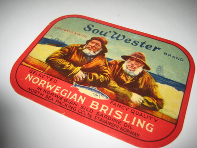 Sou'West fra NORTH SEA PACKING CO, STAVANGER