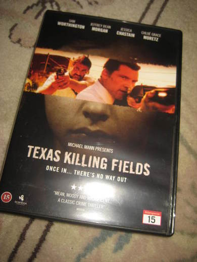 TEXAS KILLING FIELDS. 104 MIN, 15 ÅR