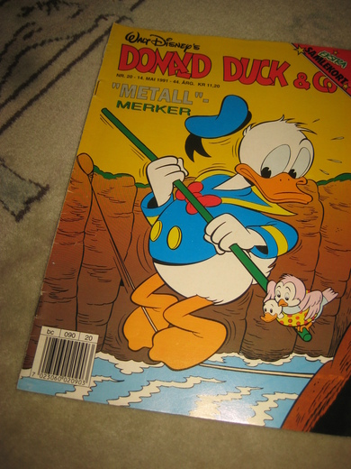 1991,nr 020, DONALD DUCK & CO.