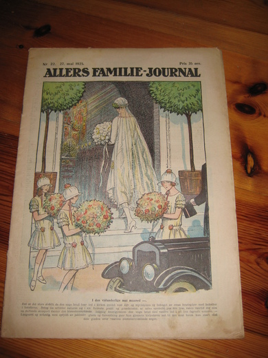 1925,nr 022, ALLERS FAMILIE JOURNAL.