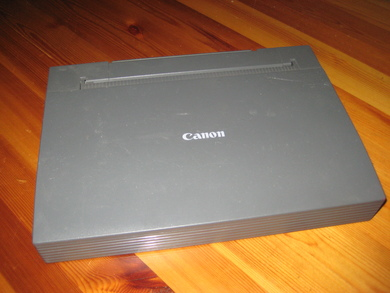 Cannon BLUE JET PRINTER. BJ-10ex. 80 tallet.