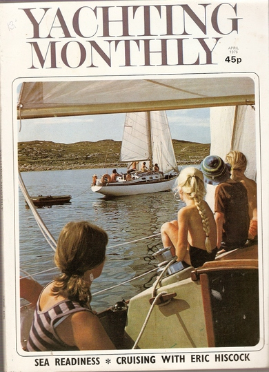 1976,nr 837, YACHTING MONTHLY