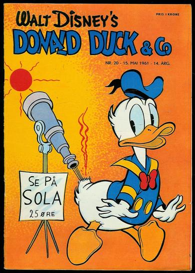 1961,nr 020,                     Donald Duck & Co