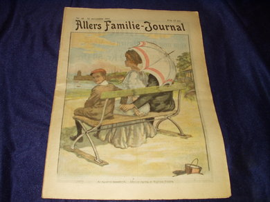 1916,nr 046, Allers Familie Journal