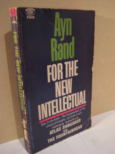 Rand: FORTHE NEW INTELLECTUAL. 1960