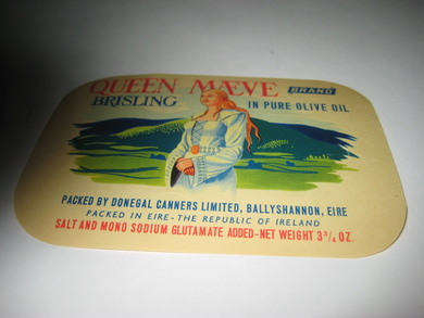 QUEEN MÆVE, fra DONEGAL CANNERS LIMITED, EIRE.