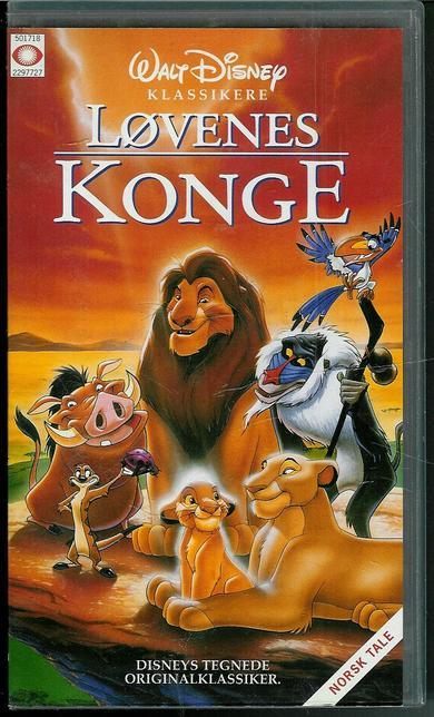 løvenes konge 1