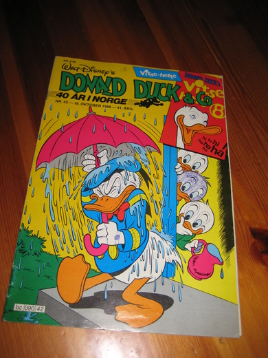 1988, nr 042, Donald Duck & Co.