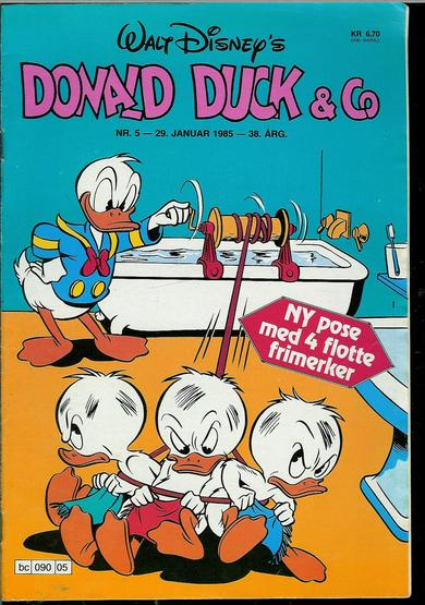 1985,nr 005, Donald Duck & Co