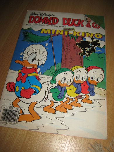 1991,nr 046, DONALD DUCK & CO