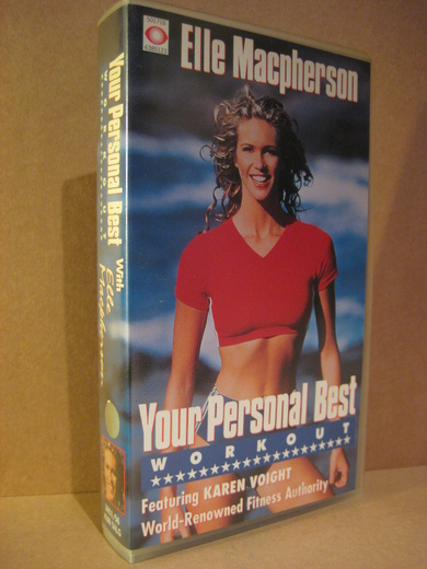 Elle Macpherson: Your Personal Best. 1995, 58 min, for alle.