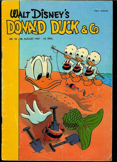 1957,nr 018,                           DONALD DUCK & CO.