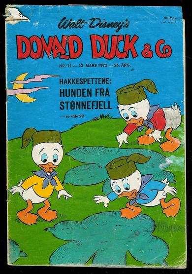1973,nr 011, Donald Duck & Co