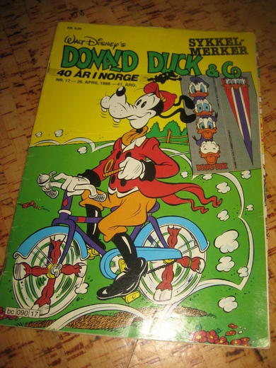 1988,nr 017, DONALD DUCK & Co
