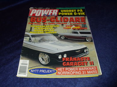 2001,nr 001, POWER magazine