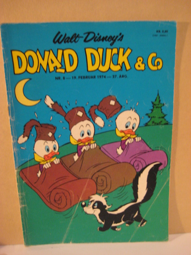1974,nr 008,                            DONALD DUCK & CO