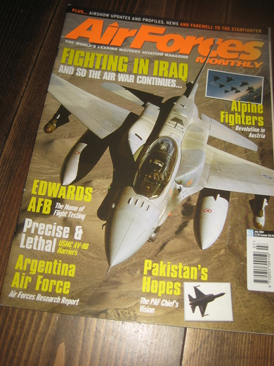 2004,nr 007, Air Forces.