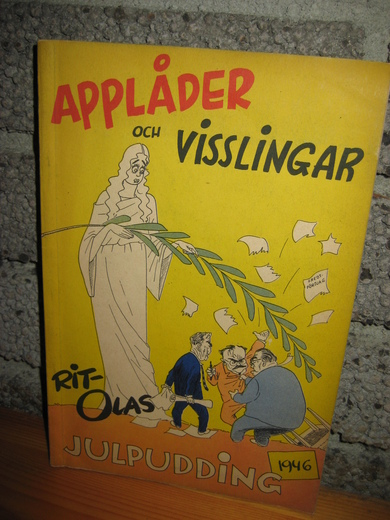 1946, RIT OLAS JULPUDDING.