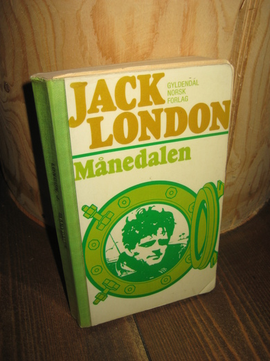LONDON, JACK: Månedalen. 1975.